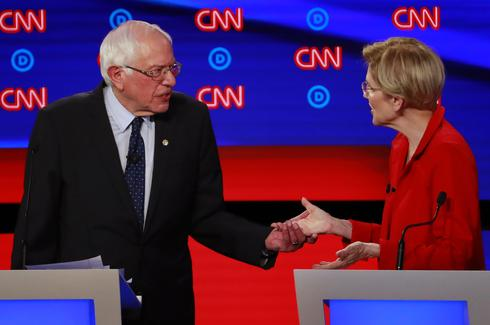 Democratic 2020 candidates face off in first night of Detroit debates
