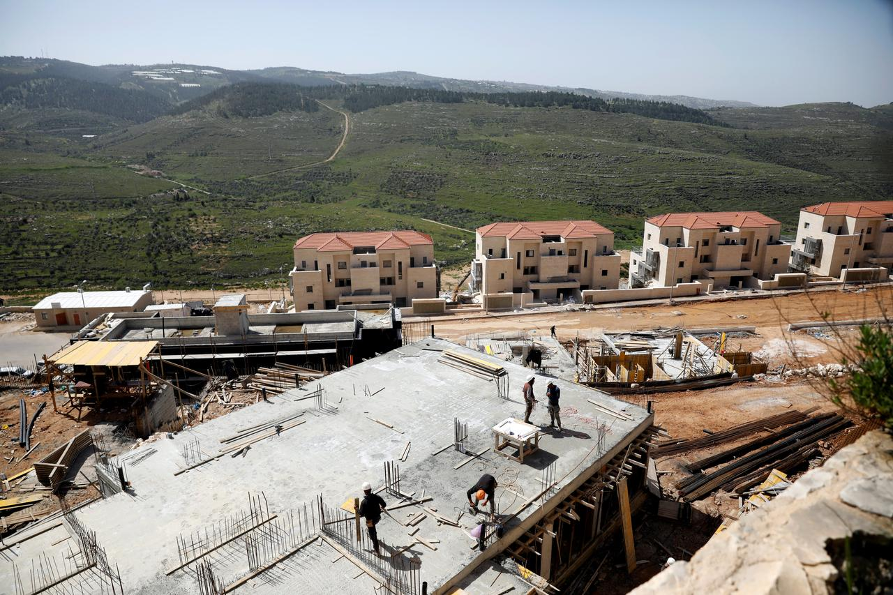 Israel to Approve Over 800 Homes in West Bank Settlements Days Before Biden is Sworn In