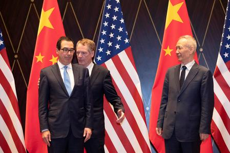 U.S., China to keep talking on trade, progress elusive in Shanghai meeting