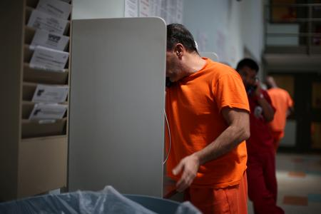 U.S. prisons lose Wall Street sell-side coverage