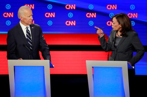 Democratic 2020 candidates face off in second night of Detroit debates