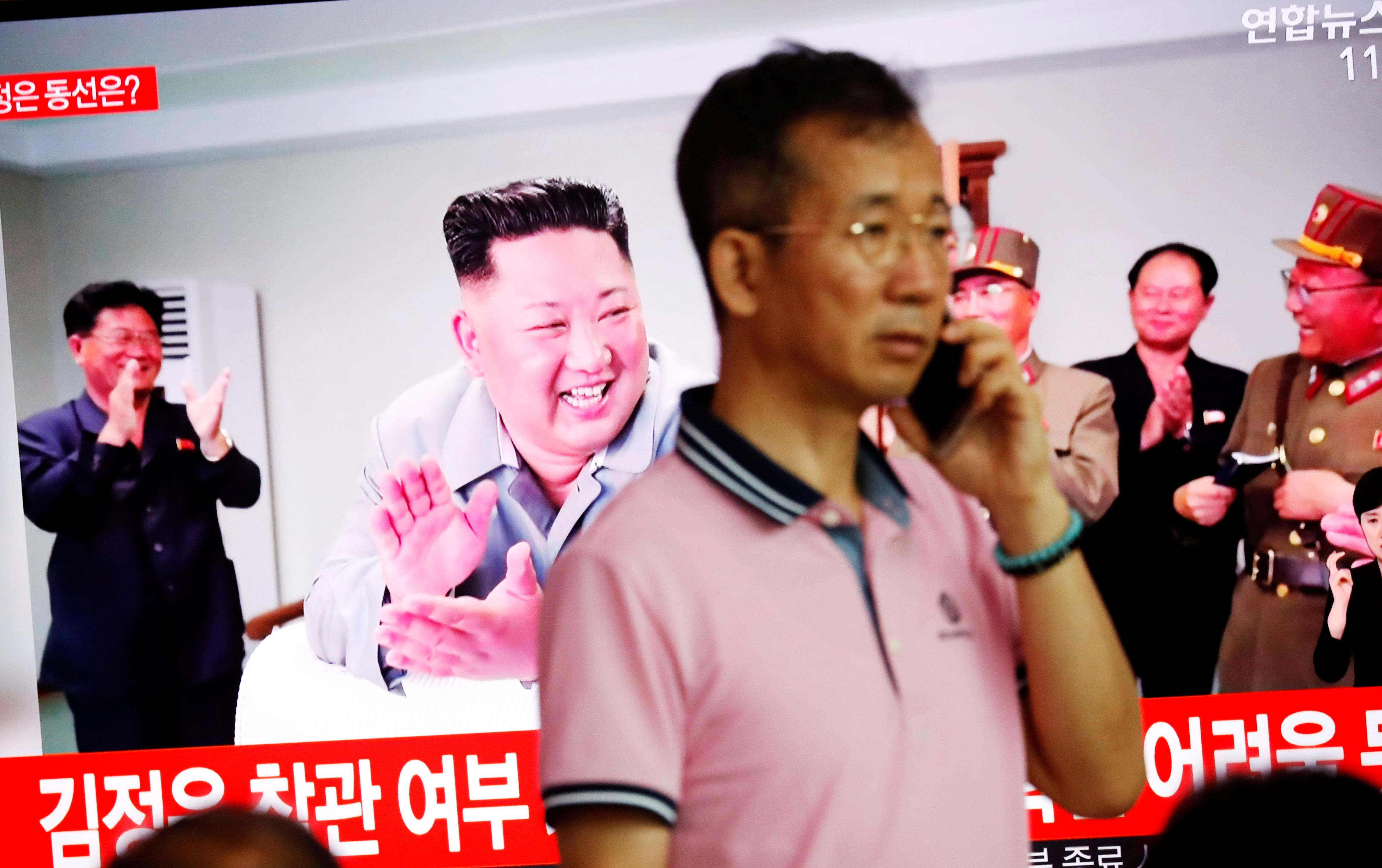 At U.N., Britain, France, Germany urge North Korea to hold...