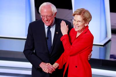 How each candidate performed in the second Democratic debate