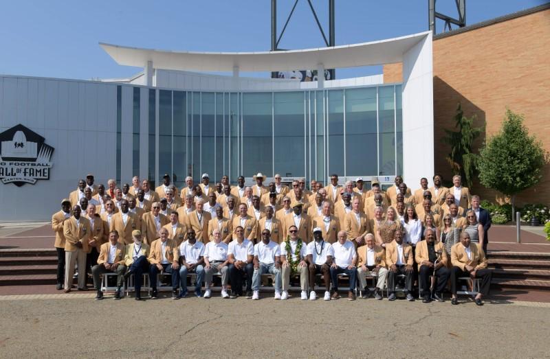 pro football hall of fame canton ohio