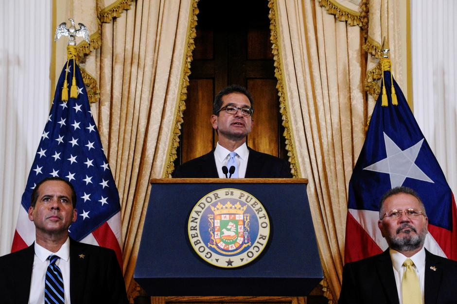 Puerto Rico Has New Governor But His Stay May Be Short Reuters