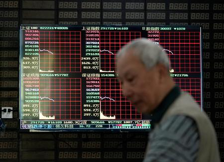 Asia stocks hit six-month low as investors flee to safety, yuan slumps