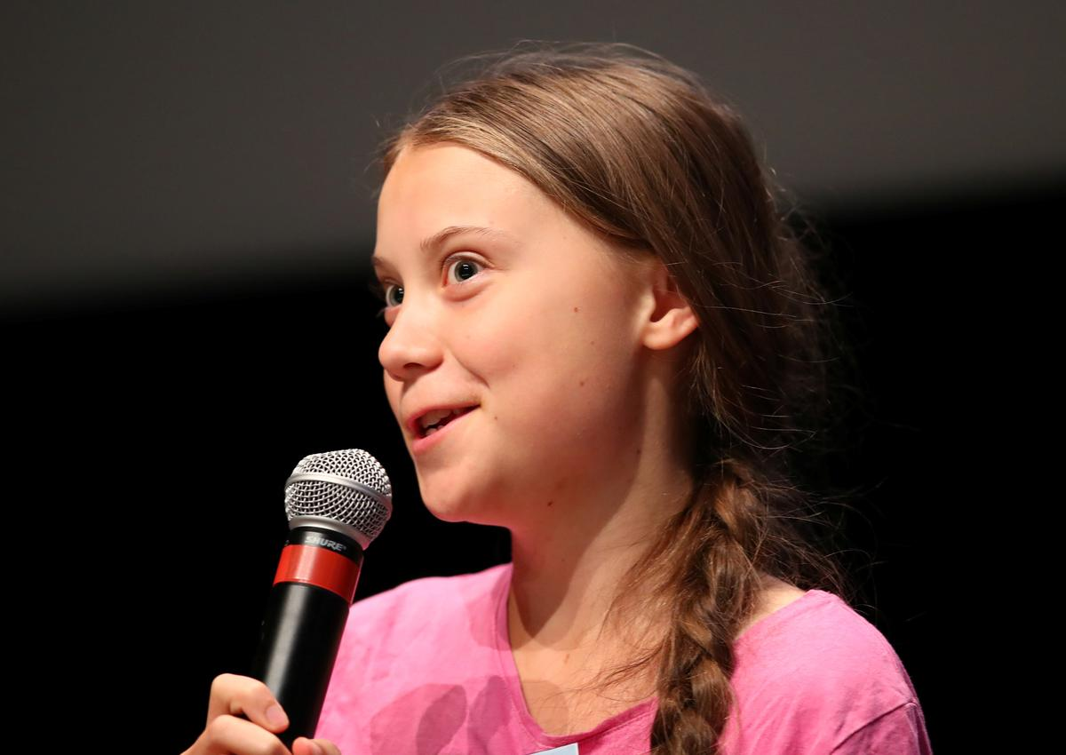 World leaders must prove they've listened to climate activists - Thunberg