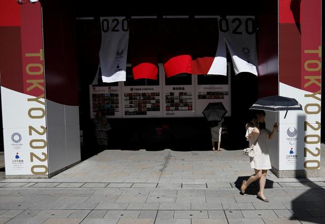 Heat headache for 2020 planners as Tokyo swelters a year before