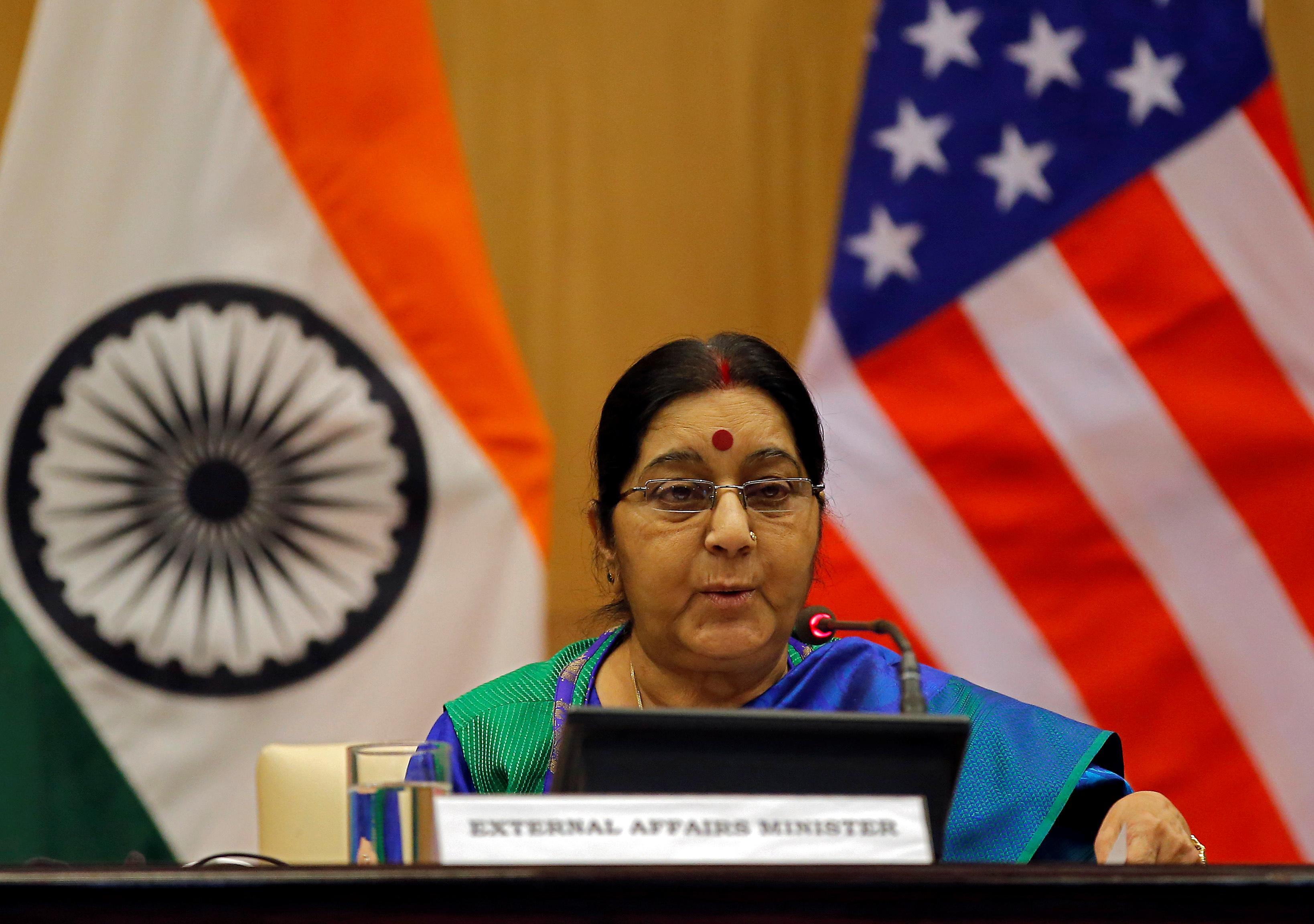 Veteran Indian politician Sushma Swaraj passes away