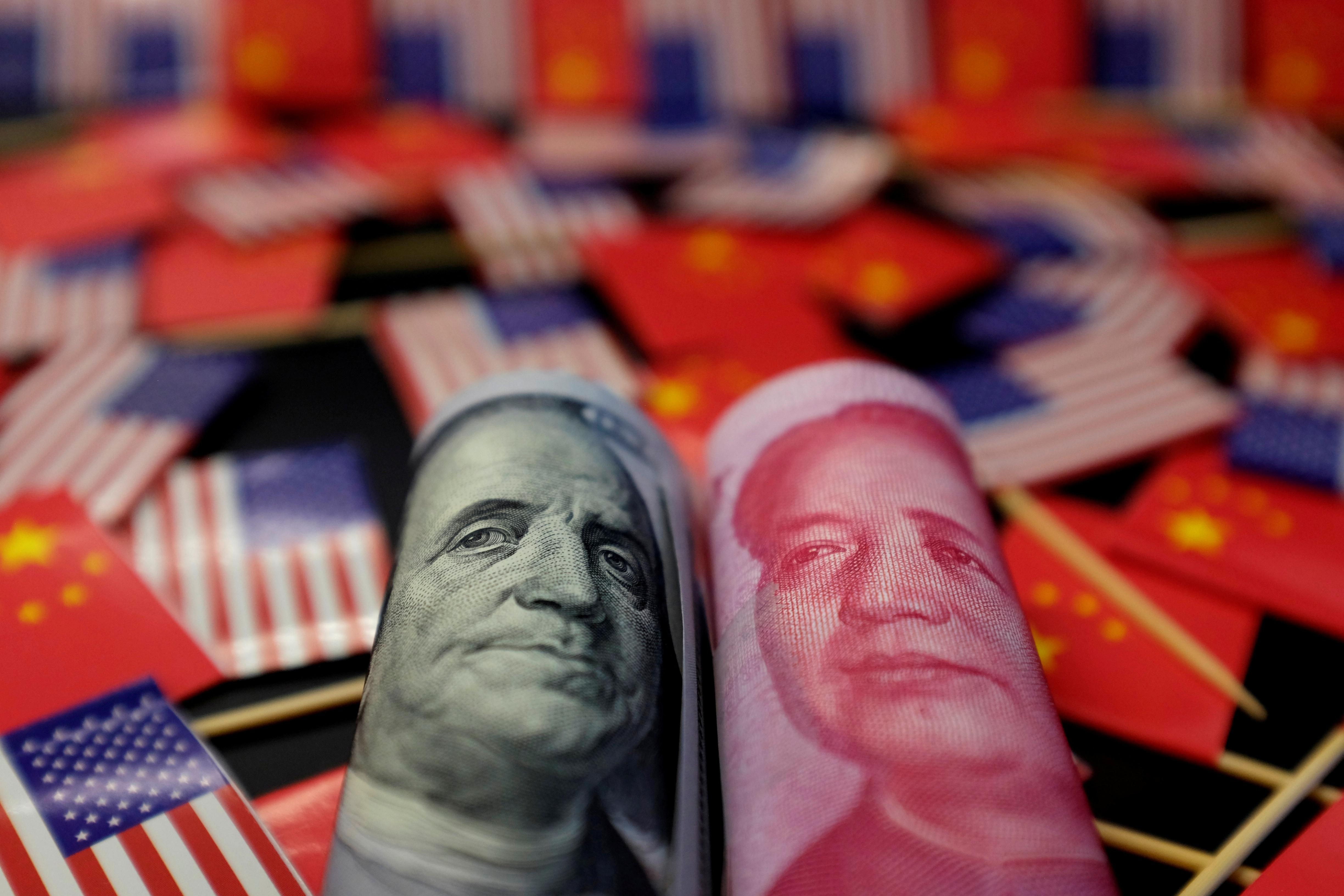 China says U.S. currency manipulator labeling could cause chaos in financial markets