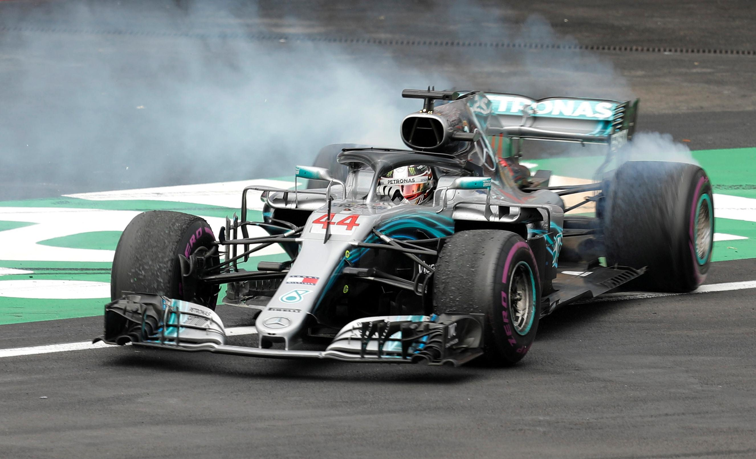 Private donors revive Formula One race in Mexico after government...