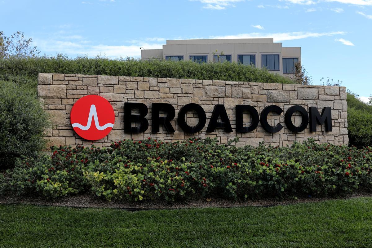 Broadcom in advanced talks to buy Symantec's enterprise business: sources