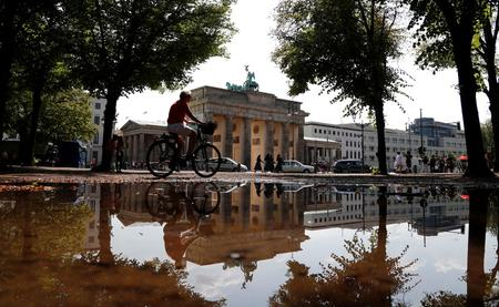 Exclusive: Germany eyes fiscal U-turn with new debt to finance climate plan