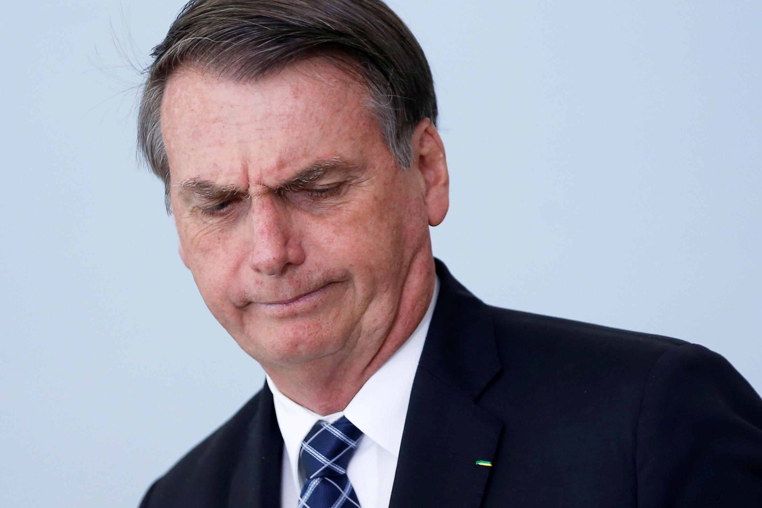 Brazil's Bolsonaro extols convicted torturer as a 'national hero'