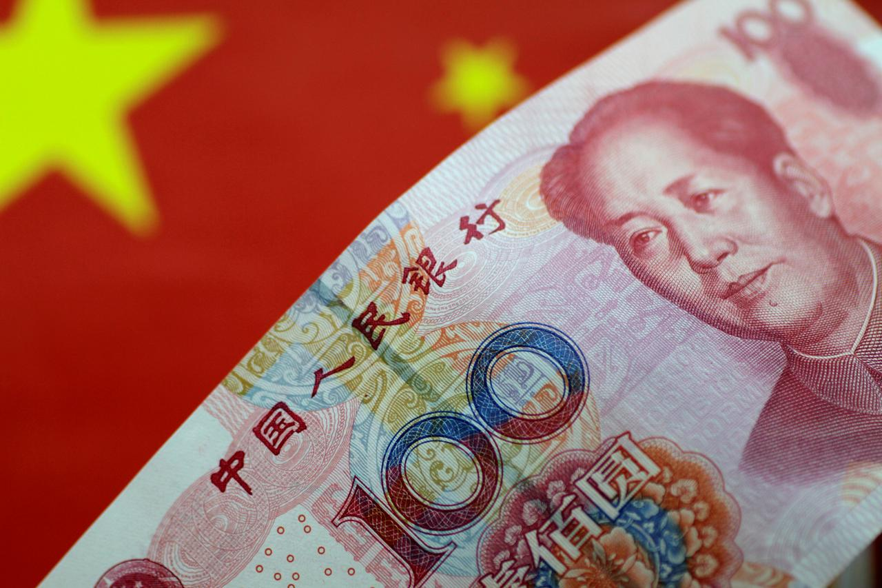 China Manage The Yuan