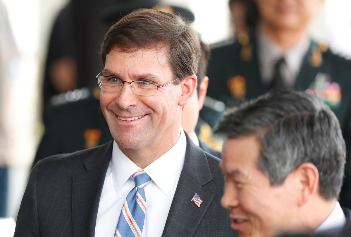U.S. asks South Korea to send troops to Strait of Hormuz: Yonhap