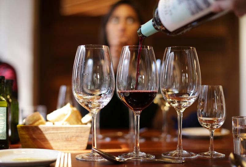 In Argentina's wine country, vintners worry about recession - and trade deal