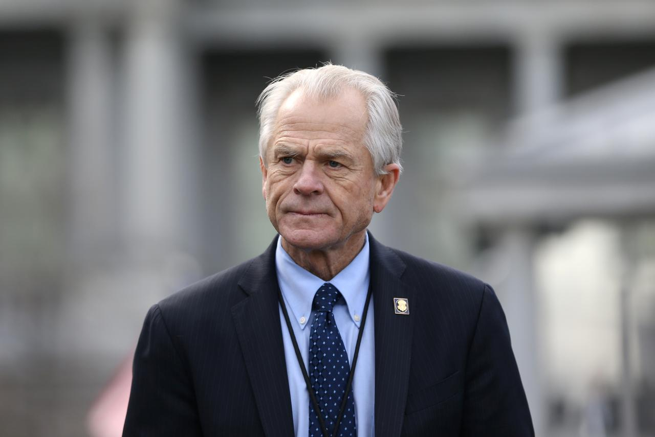 Image result for White House's Navarro says still expecting next round of China trade talks