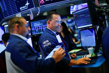 Wall Street slides on geopolitical, recession fears