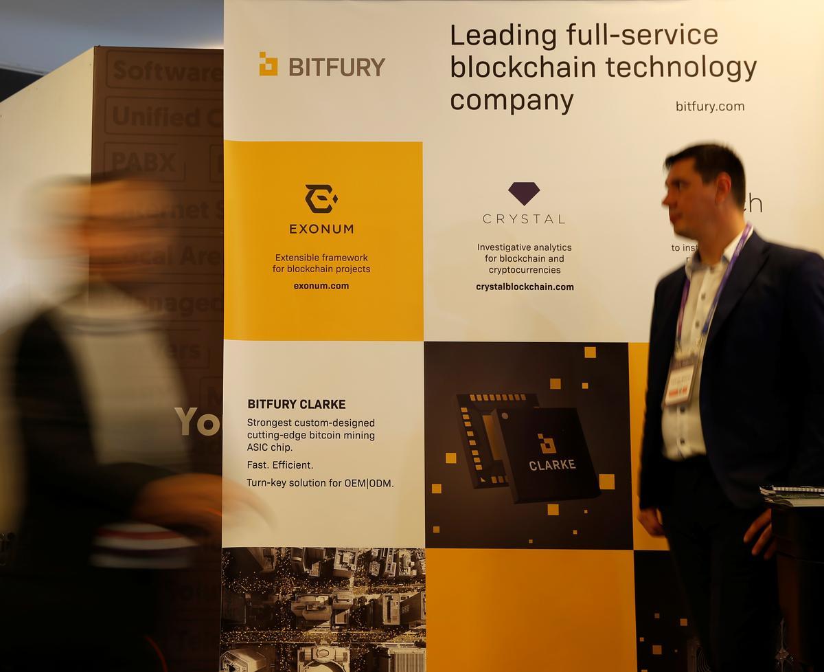 European blockchain company Bitfury launches artificial...