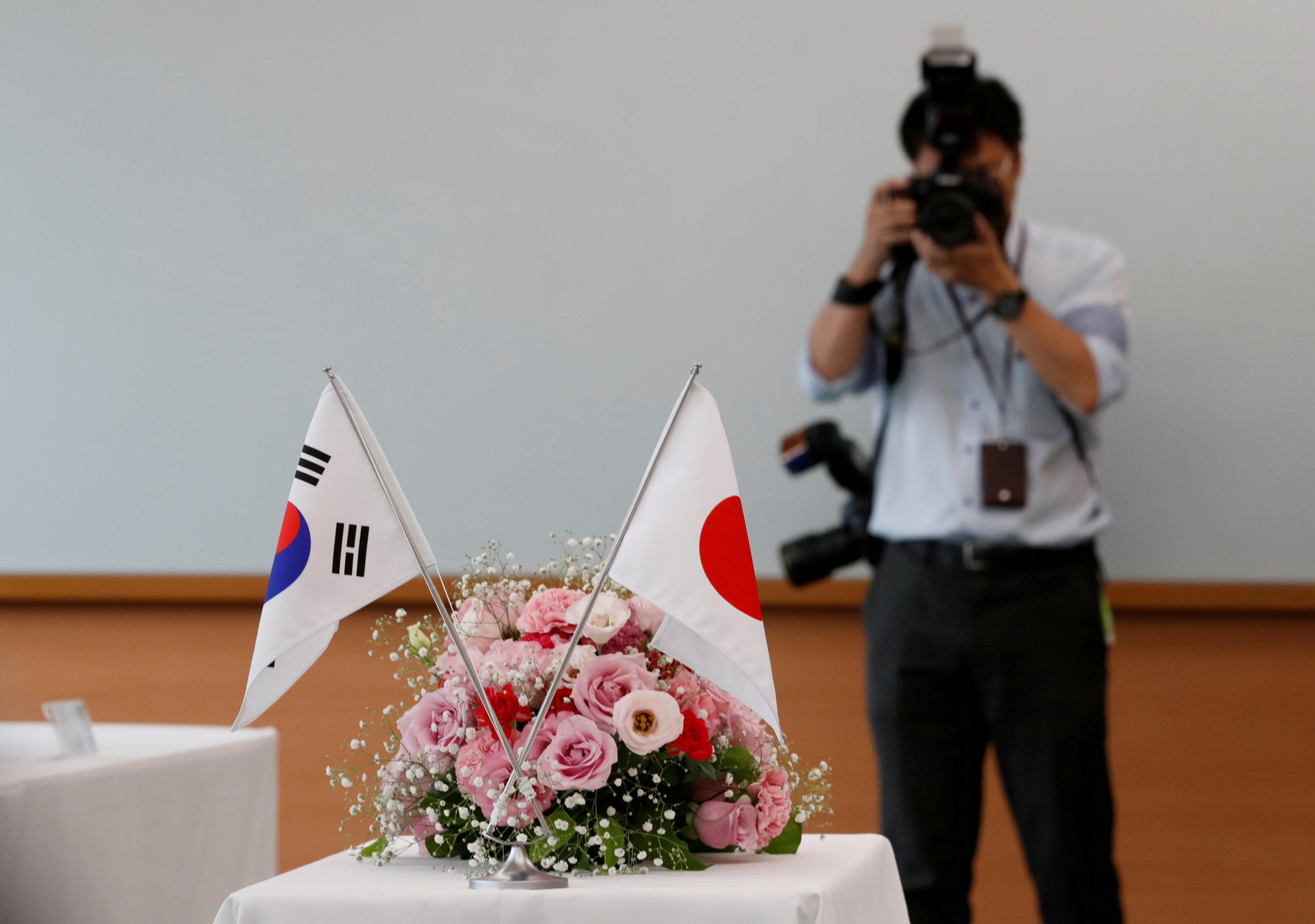 Tokyo urges caution for Japanese travelers to South Korea
