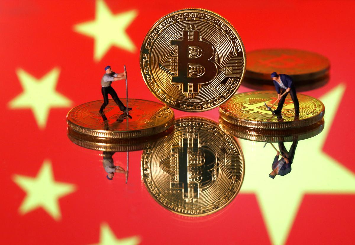 Handelspanning en 'n swakker yuan dryf die Chinese vraag na crypto uit, sê die markspelers