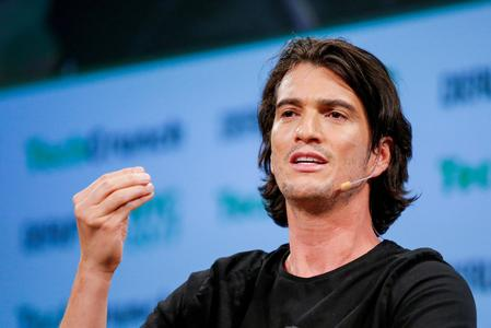 Founder's grip on WeWork may be hard for investors to stomach