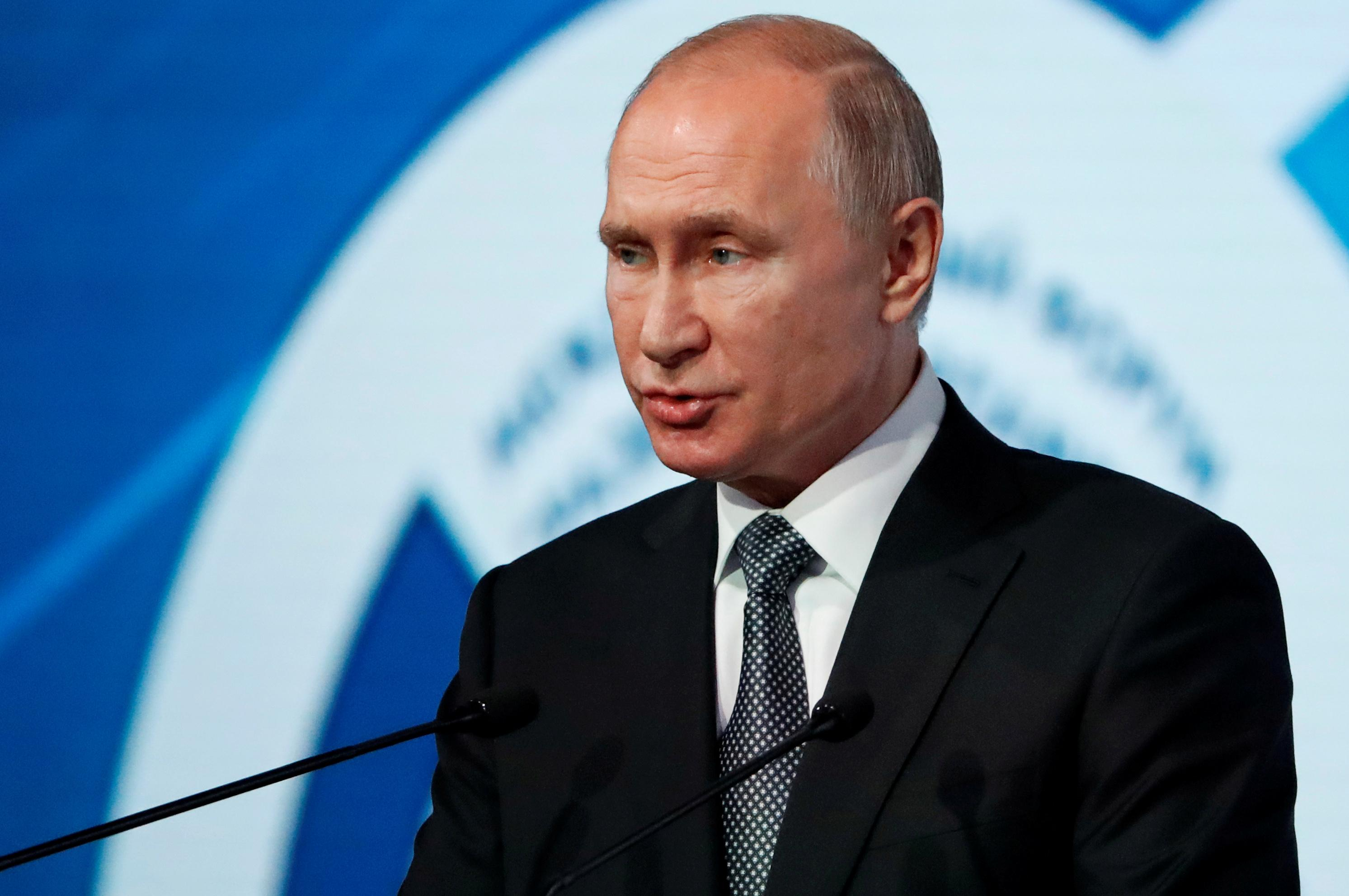 Putin seeks proposals on Basel III risk issue this month -economy...