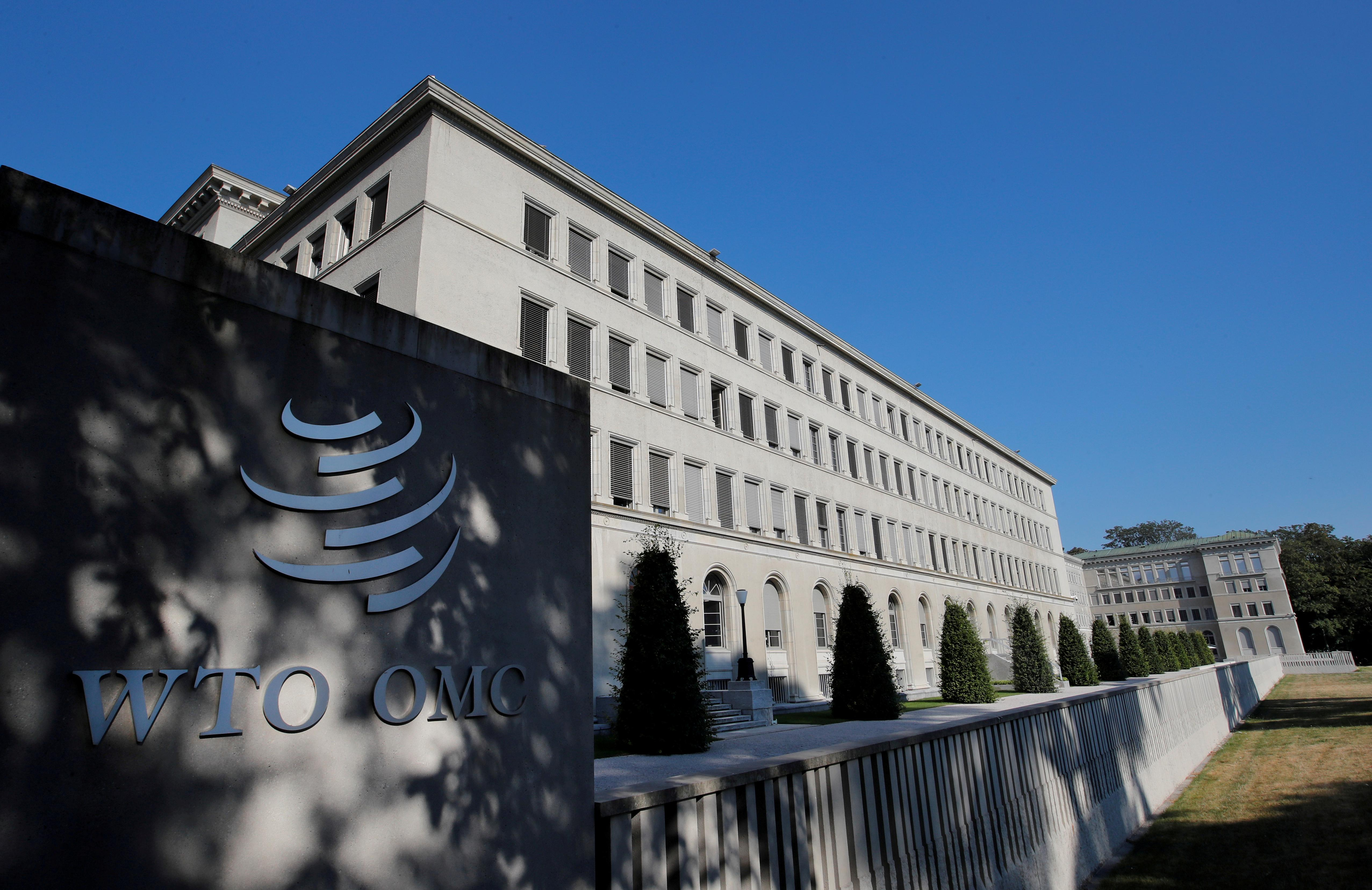 WTO paves way for China to seek sanctions against U.S.