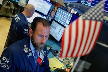 S&P 500, Dow gain as upbeat retail sales offset recession fears