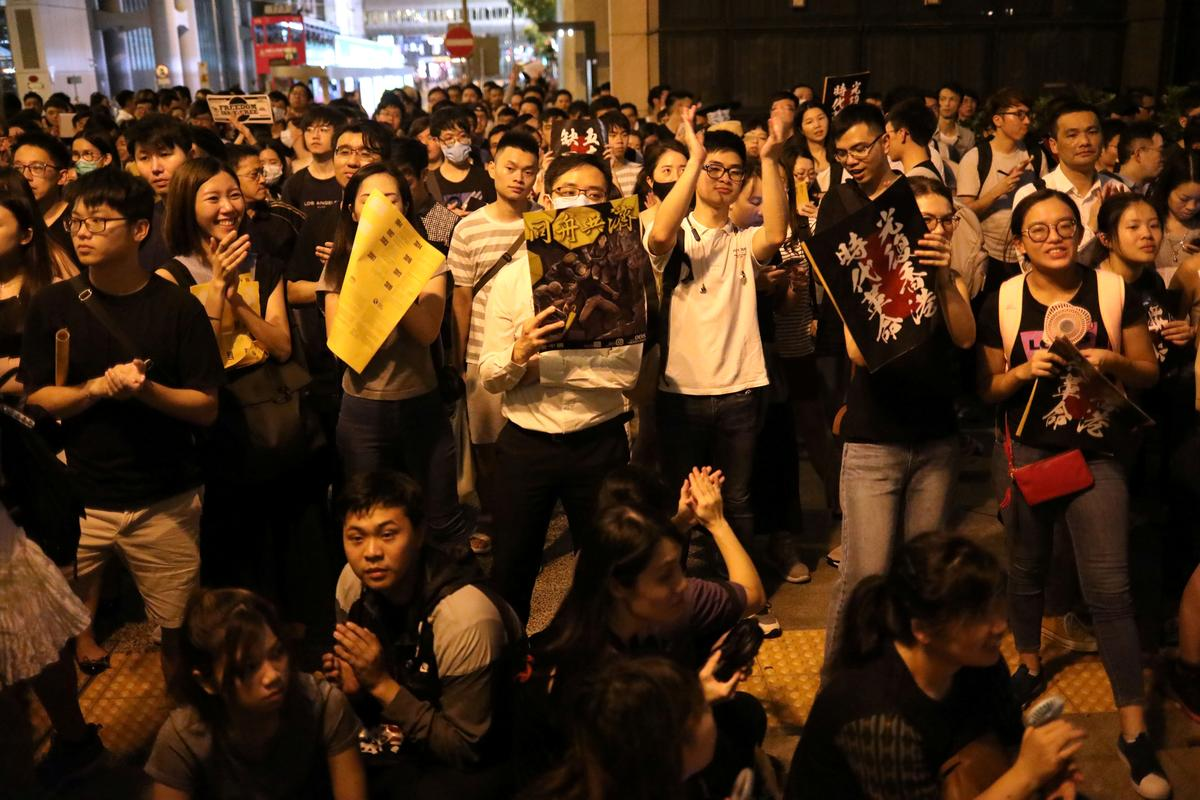 Cathay CEO resigns amid Hong Kong protest blowback as more rallies...