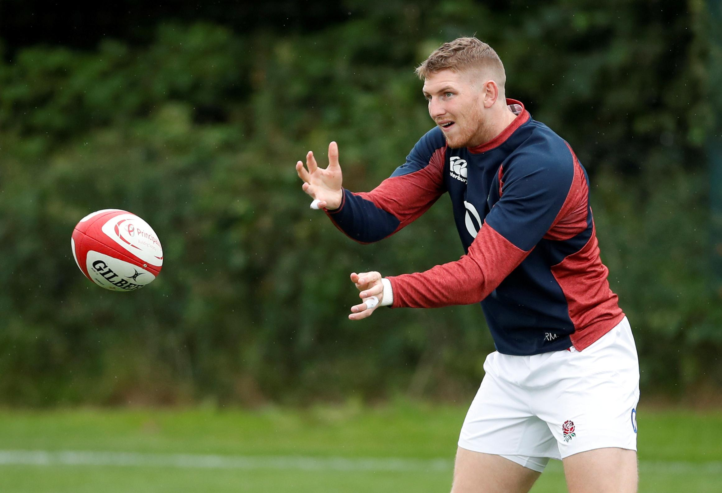 England's McConnochie to miss Wales clash with muscle strain