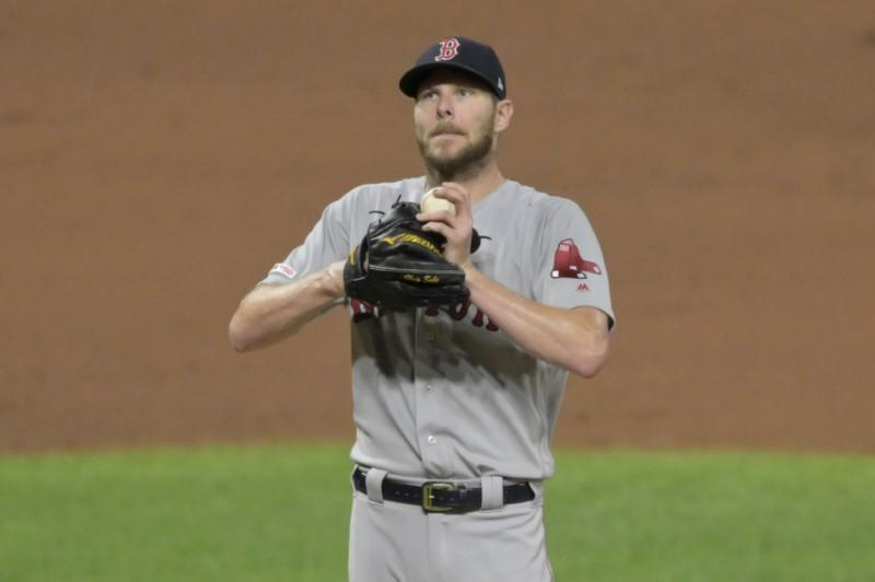 MLB notebook: Sale (elbow) may be out for season