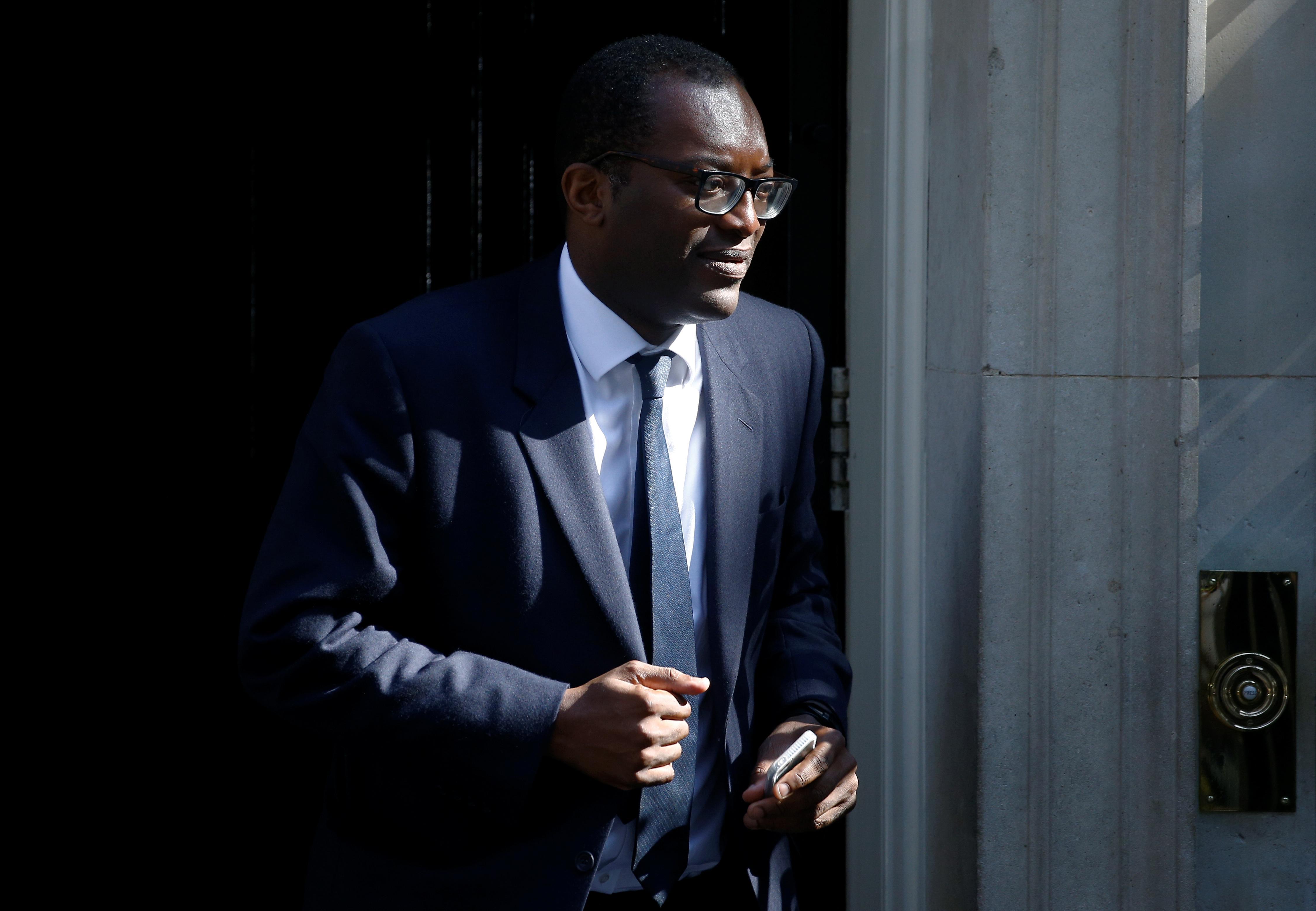 UK minister dismisses 'scaremongering' over leaked Brexit report