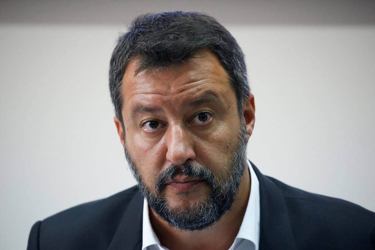 Die 5-ster van Italië sê Salvini is nie meer 'n geloofwaardige vennoot nie