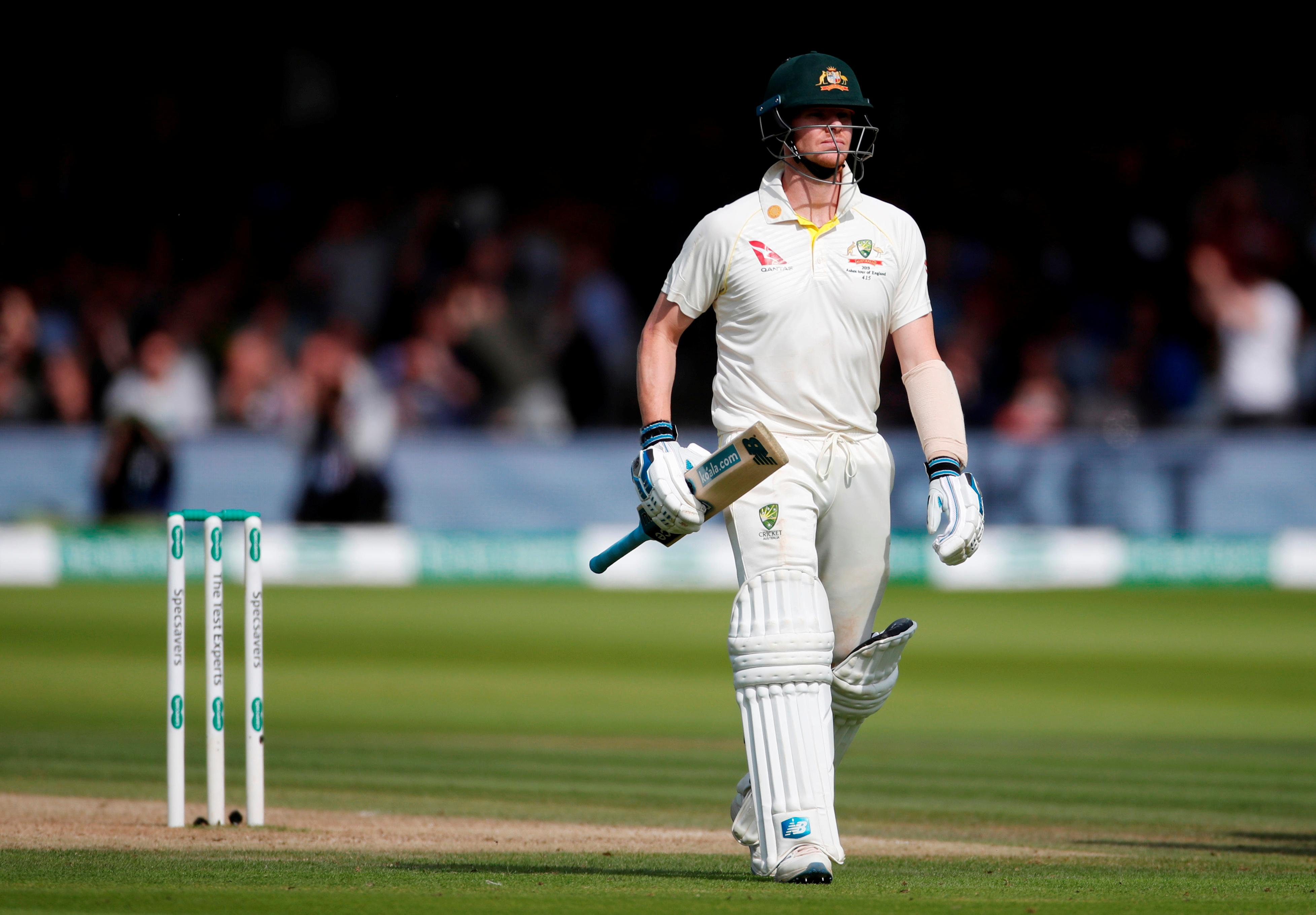 Quick turnaround may see Smith miss third Ashes test