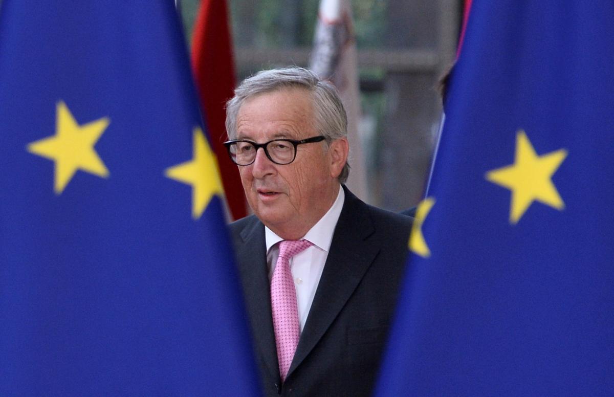 EU se Juncker mis G7-beraad ná 'n operasie: woordvoerder