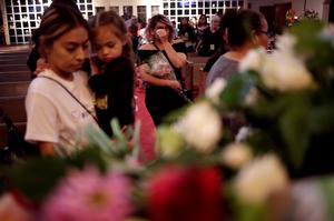 Mourning after the El Paso shooting