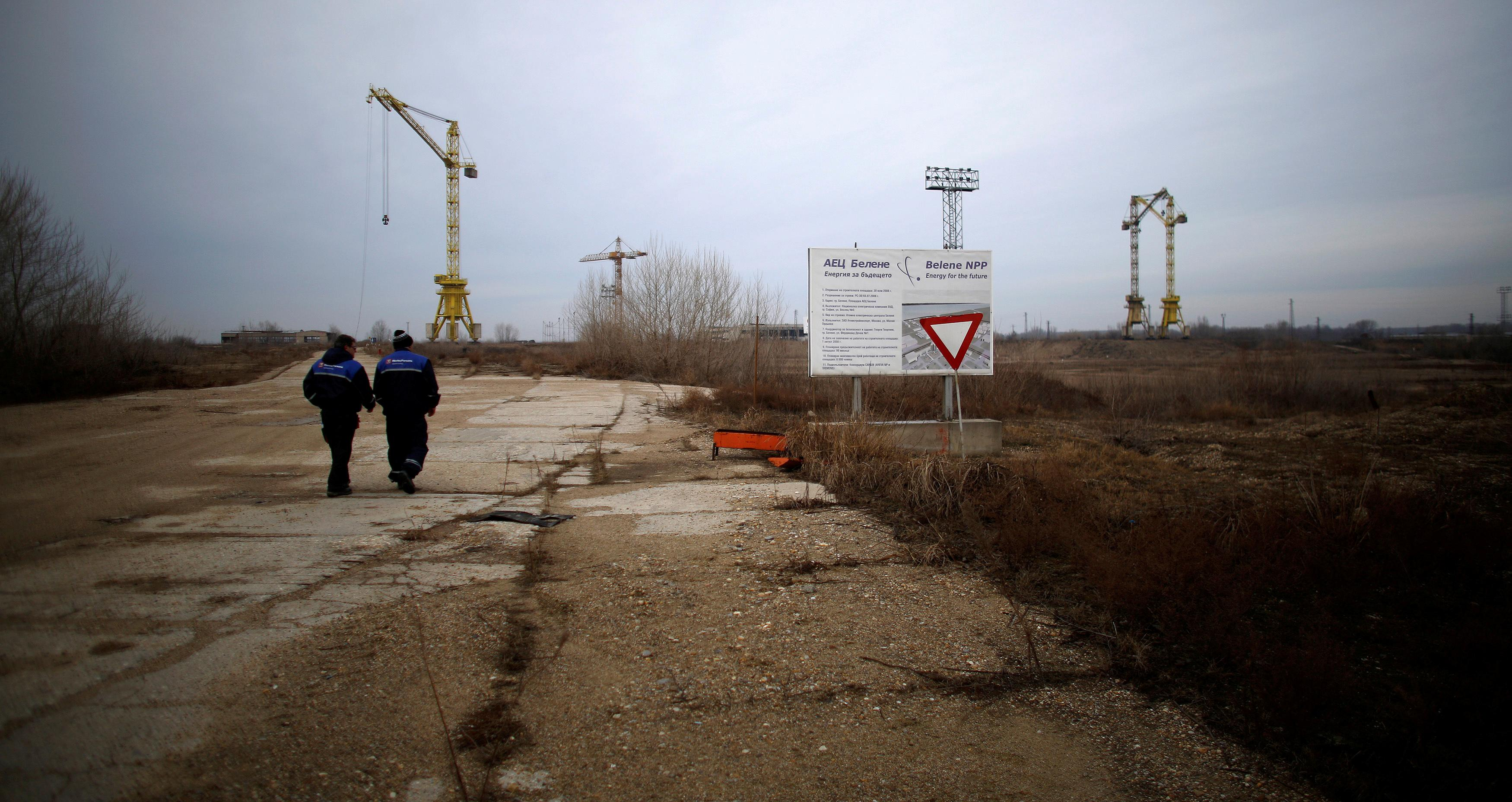 Bulgaria nuclear project attracts China and South Korea interest - sources