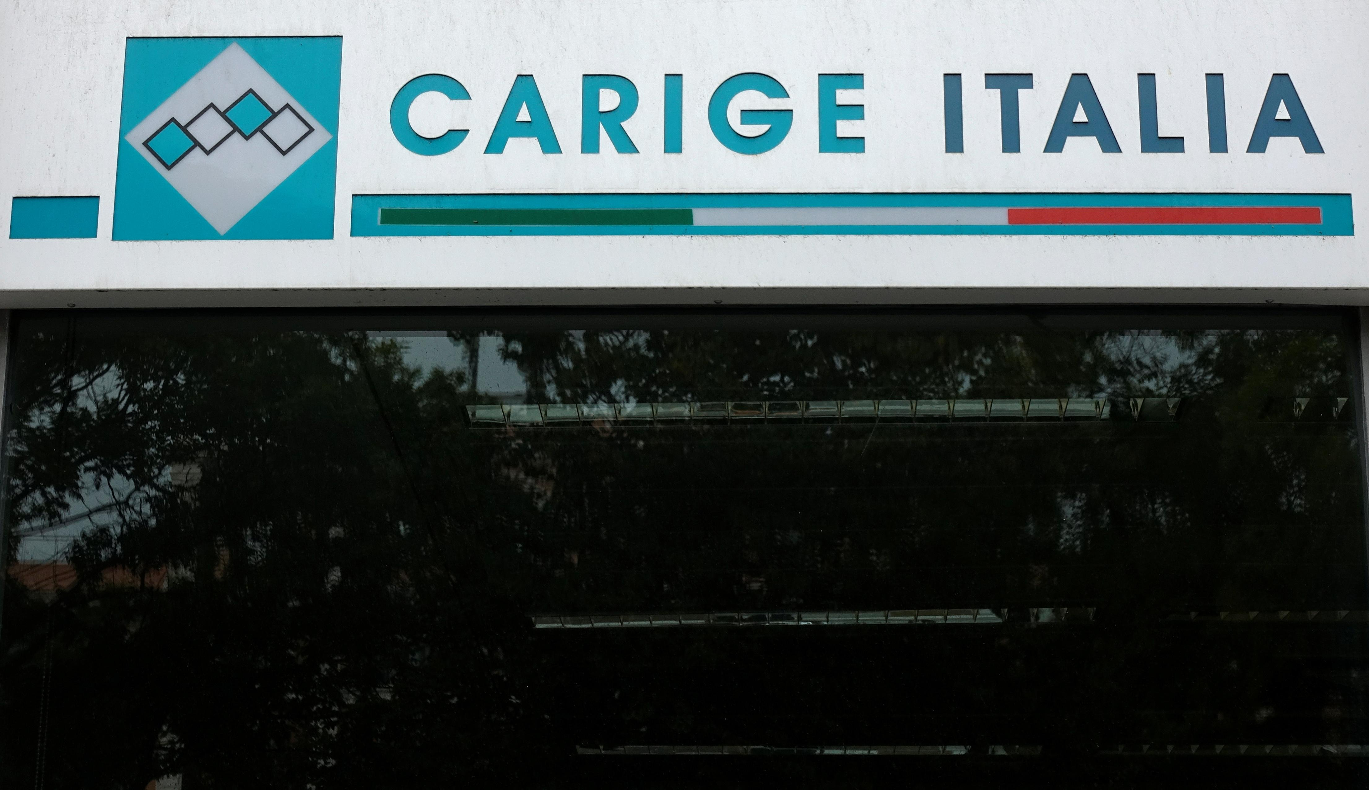 Italy's Carige calls shareholder meeting to approve capital increase