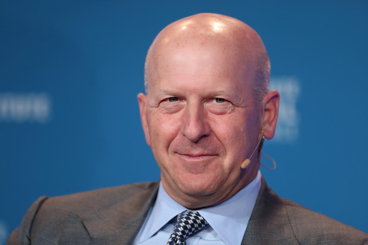 Die memo van Goldman se uitvoerende hoof noem Apple Card 'n begin op die bekendstellingsdag