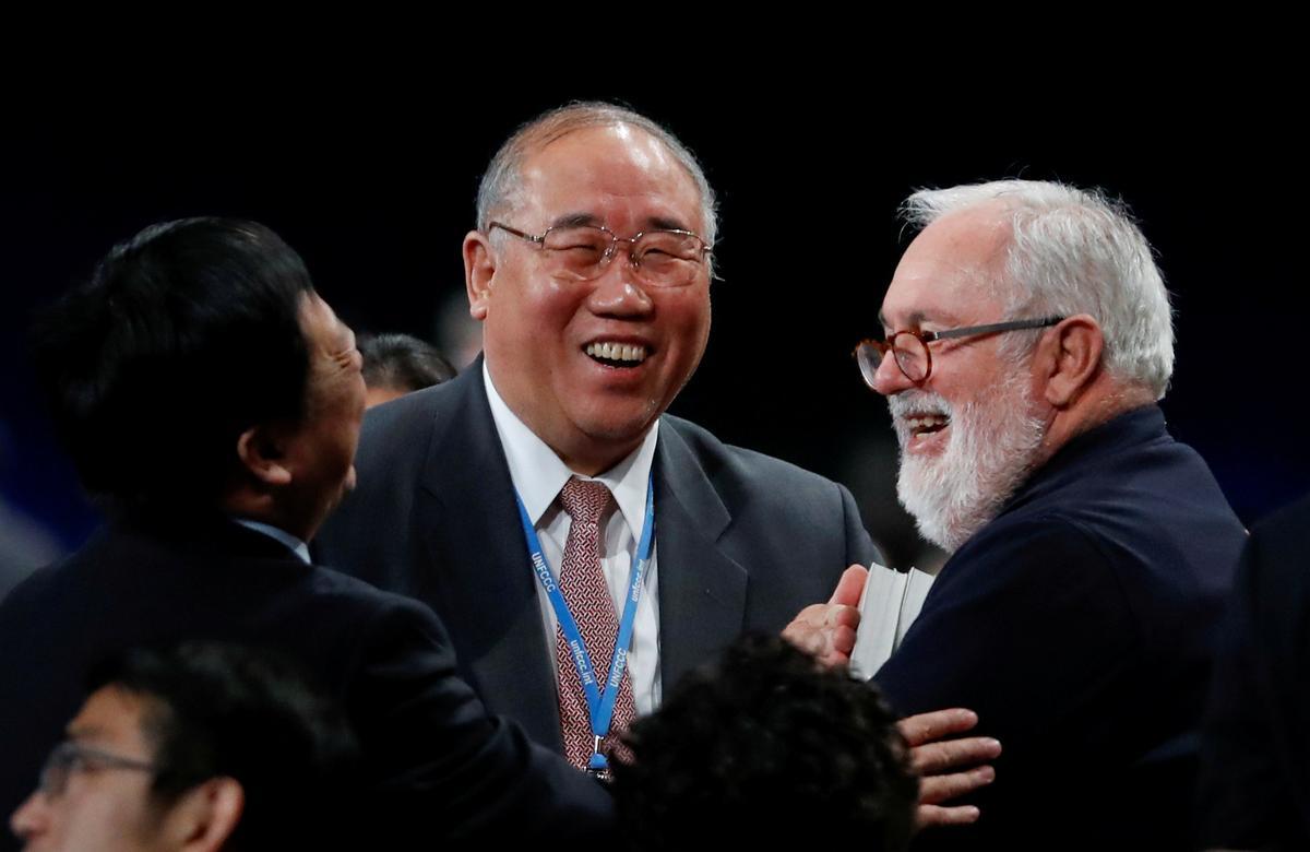 China hoop dat die VSA weer op tafel sal kom tydens die klimaatgesprekke in Chili