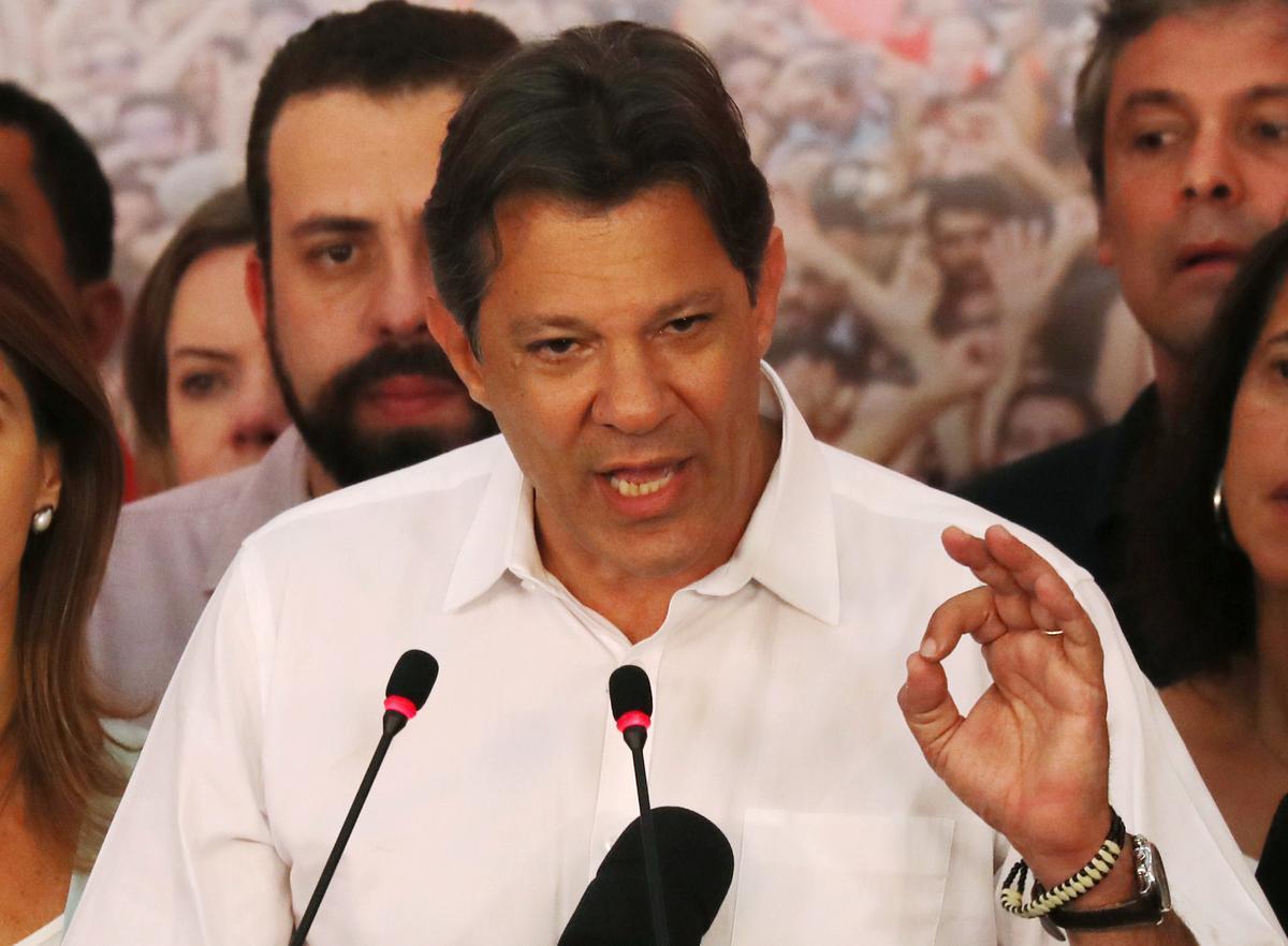 Voormalige presidentskandidaat in Brasilië is vroeër aan bedrog skuldig bevind