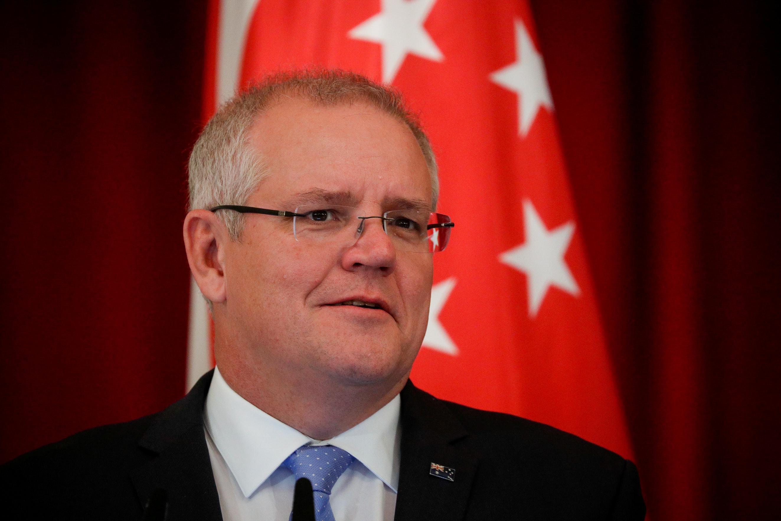 Australia says it will join U.S.-led defence effort in Strait of Hormuz
