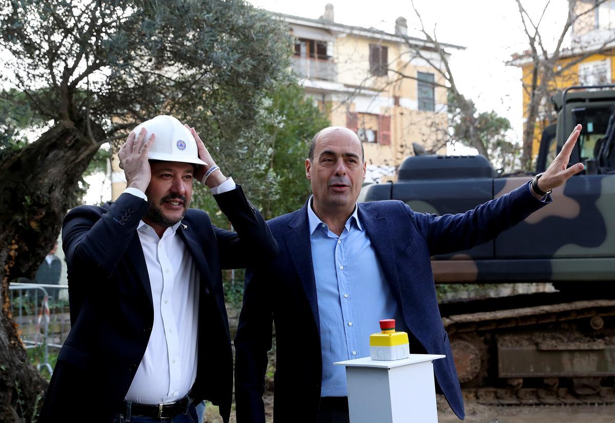 Italië se PD maak 'n deur oop vir moontlike 5-sterregering en stel voorwaardes