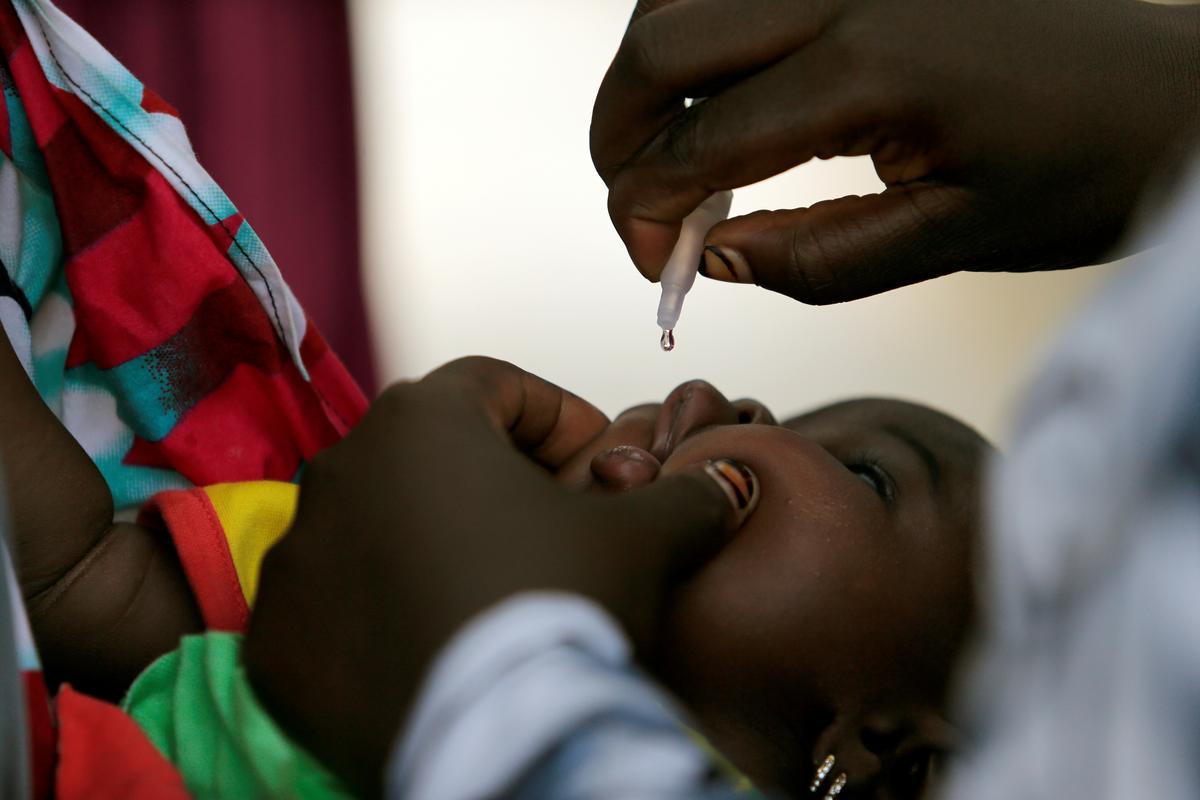 Nigeria's three-year milestone takes Africa towards polio eradication