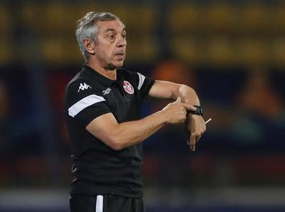 Tunisia part company with coach Giresse after Cup of Nations