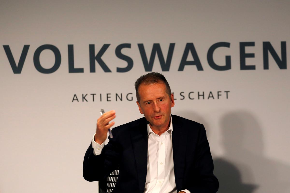 Volkswagen sê hy stel nie daarin belang om 'n Tesla-belang te koop nie