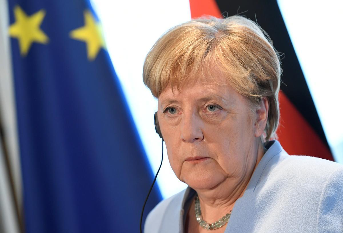 Merkel: '30 dae' Brexit-opmerkings was bedoel om die dringendheid te beklemtoon