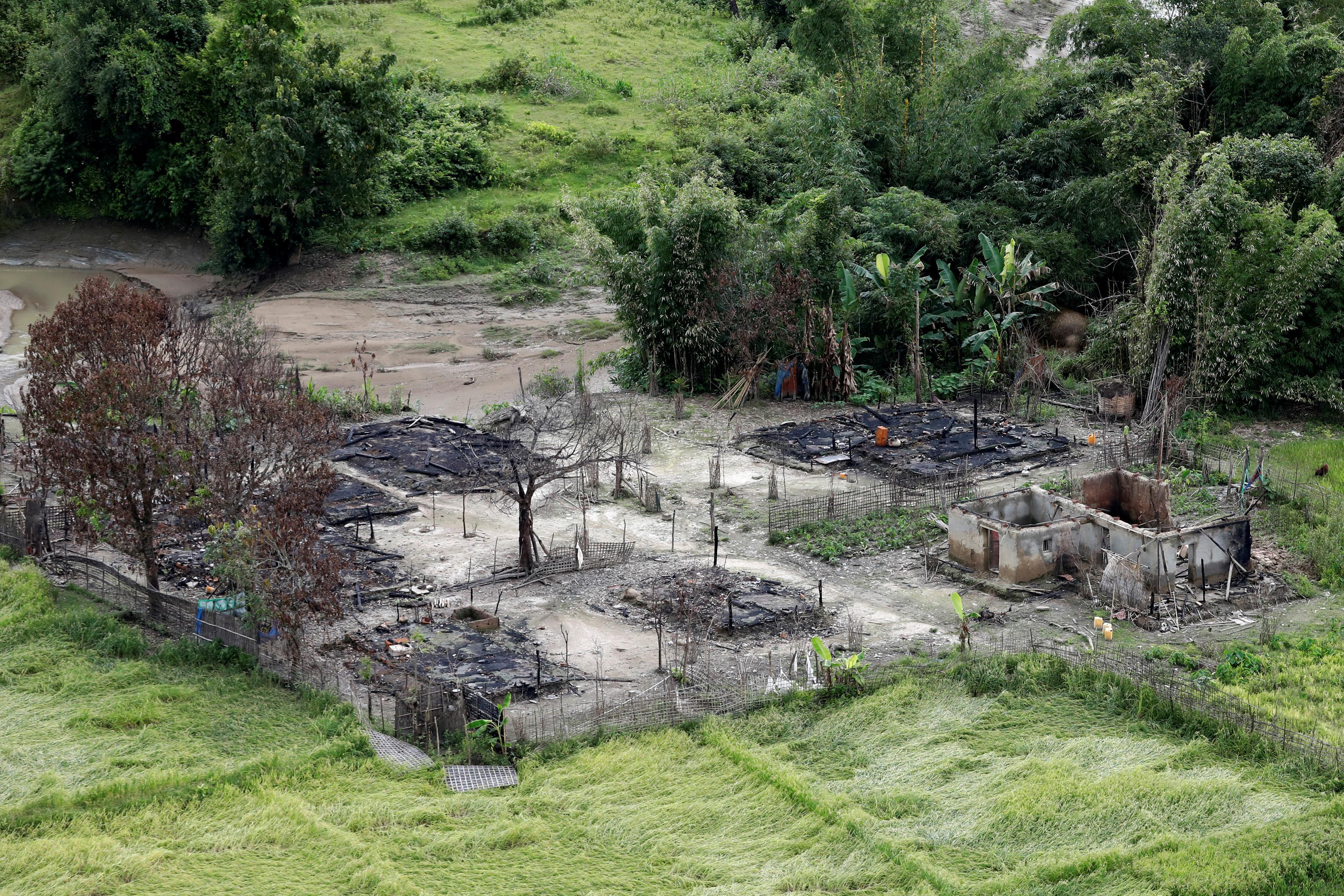 Myanmar troops' sexual violence against Rohingya shows 'genocidal intent' - U.N. report